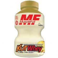 Kut Whey Mini - 33g Leite Fermentado com Abacaxi - MuscleFull