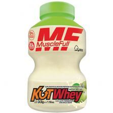 Kut Whey Mini - 33g Leite Fermentado com Maçã Verde - MuscleFull