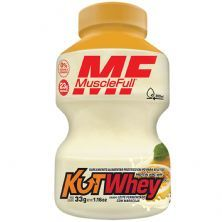 Kut Whey Mini - 33g Leite Fermentado com Maracujá - MuscleFull