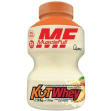 Kut Whey Mini - 33g Leite Fermentado com Pêssego - MuscleFull