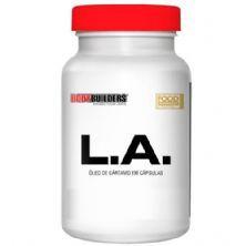 L.A Cartamo - 240 Cápsulas - BodyBuilders*** Data Venc. 31/12/2018