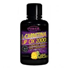 L - Carnitina 2000 - 480ml Abacaxi - Power Supplements