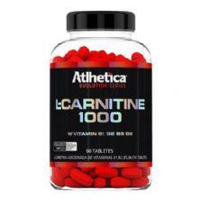 L-Carnitine 1000 - 60 tabletes - Atlhetica