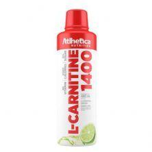 L-Carnitine 1400 - 480ml Limão - Atlhetica Nutrition