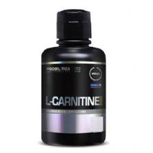 L-Carnitine 2000 - 400ml Laranja - Probiotica*** Data Venc. 30/07/2018