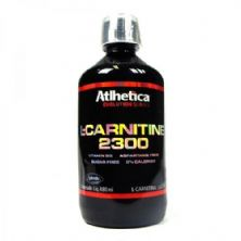 L-carnitine 2300 - 480ml Abacaxi - Atlhetica