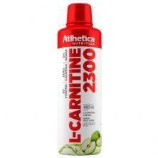 L-carnitine 2300 - 480ml Maçã Verde - Atlhetica Nutrition