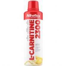 L-Carnitine 2300 - 960ml Abacaxi - Atlhetica Nutrition