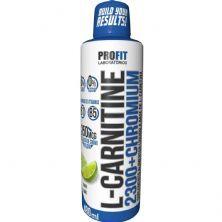 L-Carnitine 2300+Chromium - 480ml Limão - ProFit