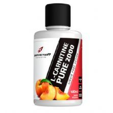 L-Carnitine Pure 2000 - 480 ml Pêssego - BodyAction