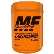 L-Glutamina Quality- 300g Natural - MuscleFull
