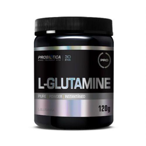 L-Glutamine - 120g - Probiótica no Atacado