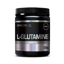 L-Glutamine - 120g - Probiótica*** Data Venc. 26/02/2021