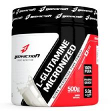 L - Glutamine - 500g - BodyAction