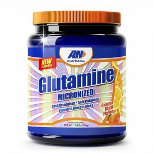 L-Glutamine - 500g Orange - Arnold Nutrition no Atacado