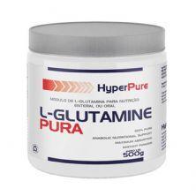 L-Glutamine Pura - 500g - HyperPure