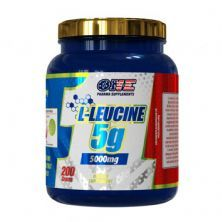 L-Leucine 5g - 200g Sem Sabor - One Pharma Supplements