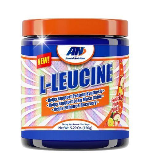 L-Leucine - Fruit Punch 150g - Arnold Nutrition