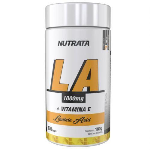 LA Factor - 120 Cápsulas - Nutrata no Atacado