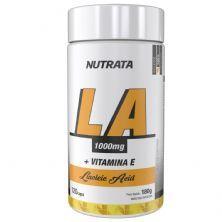 LA Factor - 120 Cápsulas - Nutrata