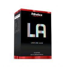 La Linoleic Acid - 120 Cápsulas Softgels 1000mg - Atlhetica Nutrition