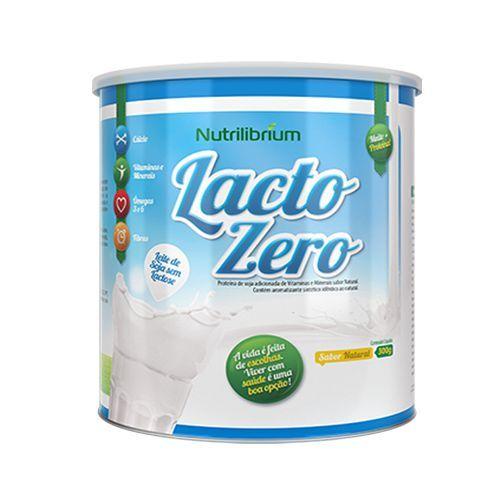 Leite de Soja sem Lactose - 300g Natural- BodyAction *Vencimento: 31/7/2016