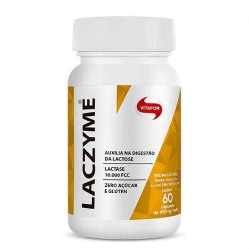 Laczyme - 60 Cápsulas - Vitafor no Atacado
