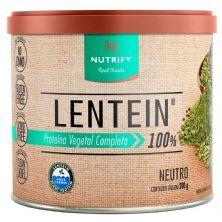 Lentein Proteína Vegetal Completa - 200g Neutro - Nutrify