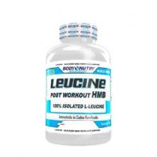 Leucine - 60 Cápsulas - Body Nutry