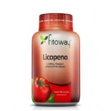 Licopeno - 60 Cápsulas - Fitoway