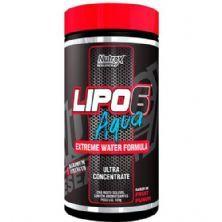 Lipo 6 Aqua - 120g Fruit Punch - Nutrex