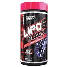 Lipo 6 Aqua - 120g Grape - Nutrex