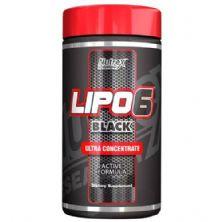 Lipo 6 Black Powder Brazil - Fruit Punch  125g - Nutrex
