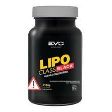 Lipo Class Black - 60 Cápsulas - Evo Colossus