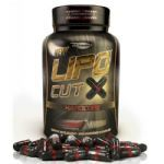 Lipo Cut X Hardcore - 60 Cápsula - Arnold Nutrition