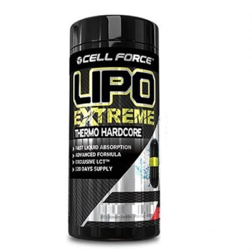 Lipo Extreme - 30 Cápsulas - Cell Force no Atacado
