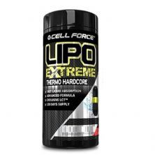 Lipo Extreme - 30 Cápsulas - Cell Force