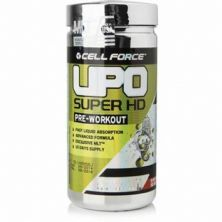 Lipo Super HD - 120 Cápsulas - Cell Force