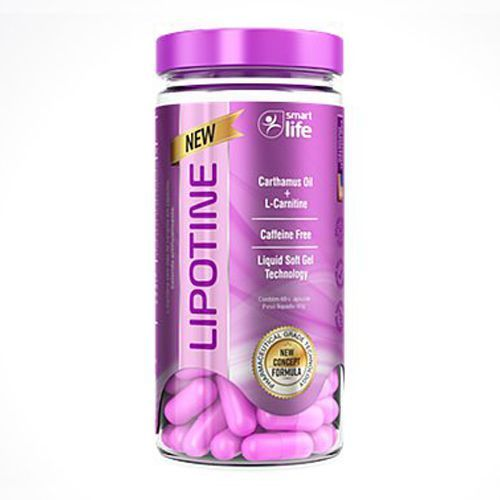 Lipotine - 60 Cápsulas - Smart Life no Atacado