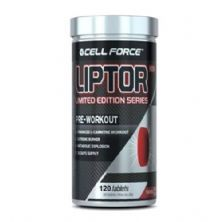 Liptor Pre-Workout - 120 tablets - Cell Force