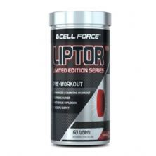 Liptor Pre-Workout - 60 tablets - Cell Force