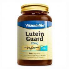 Lutein Guard - 60 Cápsulas - VitaminLife