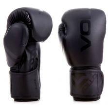 Luva Boxe Training - 10 Oz Preta - Vollo Sports