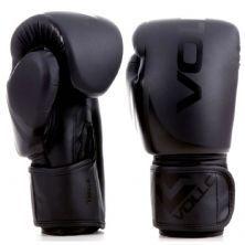 Luva Boxe Training - 12 Oz Preta - Vollo Sports