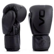 Luva Boxe Training - 14 Oz Preta - Vollo Sports