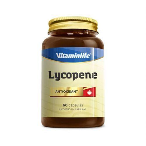 Lycopene Antioxidant - 60 Cápsulas - Vitaminlife no Atacado