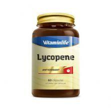 Lycopene Antioxidant - 60 Cápsulas - Vitaminlife