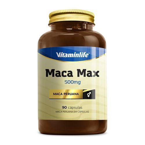 Maca Max Maca Peruana - 90 Cápsulas - Vitaminlife