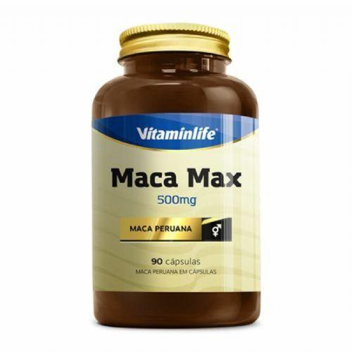 Maca Max Maca Peruana - 90 Cápsulas - Vitaminlife no Atacado