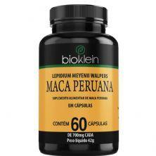 Maca Peruana- 60 Cápsulas - Bioklein
